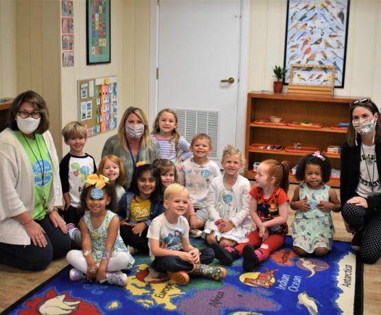 FPC LaGrange Montessori Earth Day Classroom